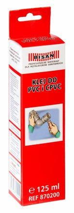 Klej do PCV, (tuba) poj. 125 ml